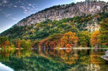 natural attractions of Texas
